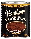 Rust-Oleum Varathane 211724H Premium Wood Stain, Quart, Red Mahogany, 32 Fl Oz