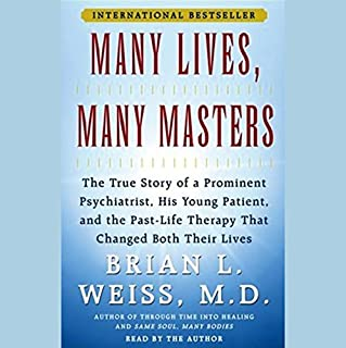 Many Lives, Many Masters audiobook cover art