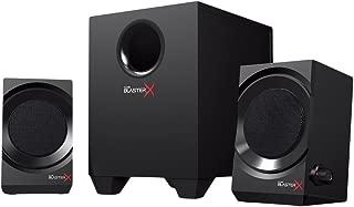 Sound BlasterX Kratos S3 アナログ接続 2.1 チャンネル ゲーミング スピーカー SBX-KTS-S3