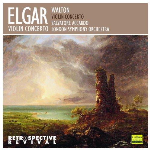 Elgar/Walton: Violin Konzerte
