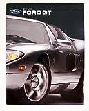 2006 Ford GT Dealer Sales Brochure Poster Tungsten