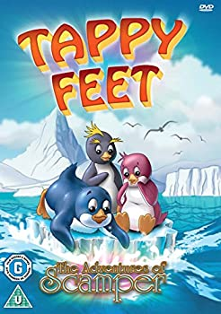 Tappy Feet  The Adventures of Scamper [DVD]