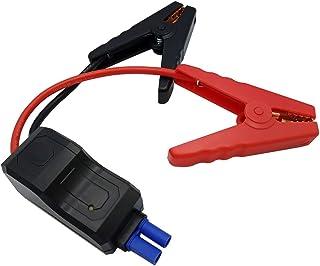 Replacement Car Portable Battery Jump Starter Smart Cable, Car Battery Smart Clamps Battery Clips 12V Car Jump Starter Bat...