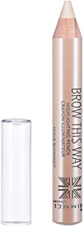Rimmel London, Brow This Way Highlighting Pencil, 002 Shimmer 1.41 g