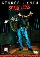 Lynch George Scary Licks Gtr Tab DVD