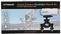 ポラロイド XS100, XS80スポーツアクションビデオカメラ用 ハンドルマウント キット