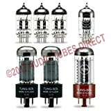 Tung-Sol Tube Upgrade Kit For Fender 65 Princeton Reverb Reissue Amps 6V6GT 12AX7 12AT7W 5AR4
