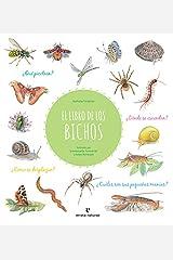 El libro de los bichos (Los pequeños salvajes) Tapa dura