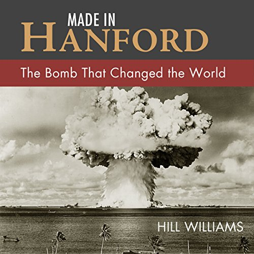 Made in Hanford audiobook cover art