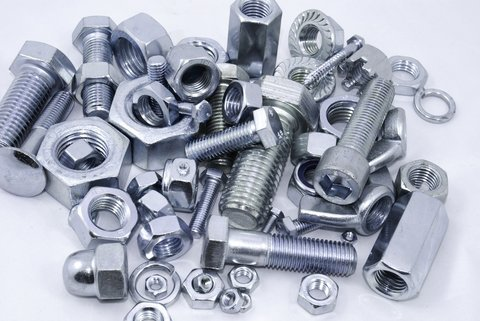 QUANTITY: 200 pcs Made in North America 5//8-11 x 2 Heavy Hex Structural Bolts A325-1 Plain Made in North America