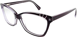 Unisex Square 55Mm Optical Frames
