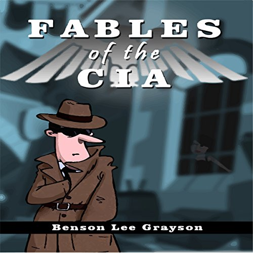 Fables of the CIA audiobook cover art