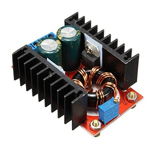 SISHUINIANHUA 150W 6A Einstellbare DC-Boost-Converter Step Up 10-32V zu 12-35V Spannung Ladegerät Modul Stromversorgung Inverter Converter