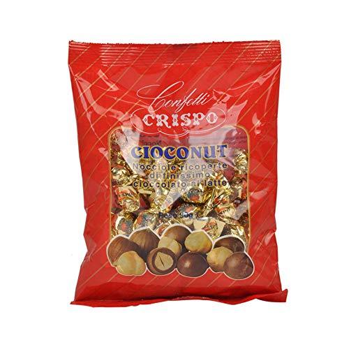 Nocciole Tostate Ricoperte Di Finissimo Cioccolato Al Latte CIOCONUT 500 Gr Caffè Toasted Hazelnuts Covered Fine Milk Chocolate