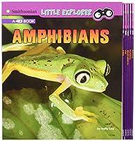 Little Zoologist: A 4d Book (Smithsonian Little Explorer: Little Zoologist)