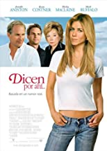 Rumor Has It Poster Spanish 27x40 Jennifer Aniston Kevin Costner Shirley MacLaine