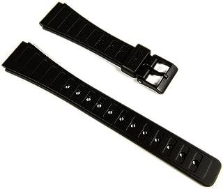 71607366 - Correa para reloj, resina, color negro
