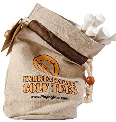 Playing Pro Unbreakable Golf Tees