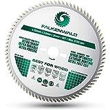 FALKENWALD ® Lama per sega 250 x 30 per legno - Compatibile con Bosch GTS 10 XC, PTS 10 & Metabo KGS 254 M - Lama per sega circolare 250 x 30