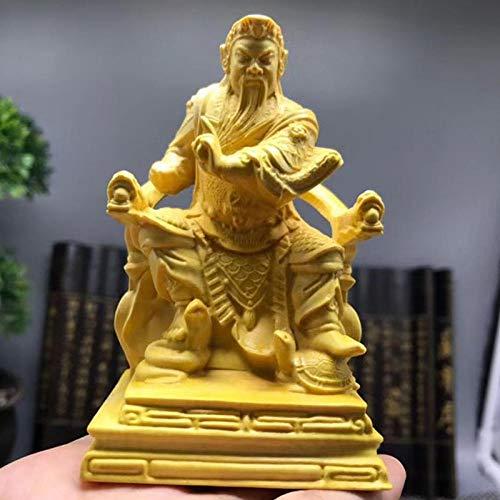 YXYSHX Figuritas DecoraciónSoporte de Escultura Estatuas al Aire Libre OrnamentosEstatua Escultura Moderna Tallada a Mano Estatuilla Decorativa de carácter mítico