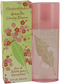 Green Tea Cherry Blossom by Elizabeth Arden 3.3 oz Eau De Toilette Spray for Women