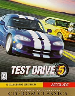 test drive 5 pc