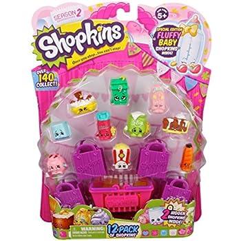 Shopkins Season 2 Bundle - 12 Pack + 5 Pack | Shopkin.Toys - Image 1