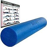 ScSPORTS Pilatesrolle, Gymnastikrolle,...