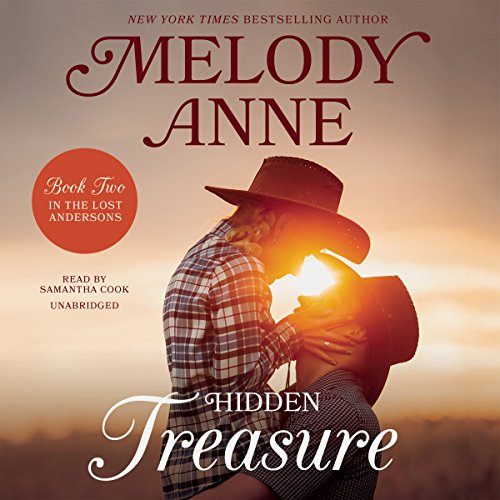 Hidden Treasure audiobook cover art