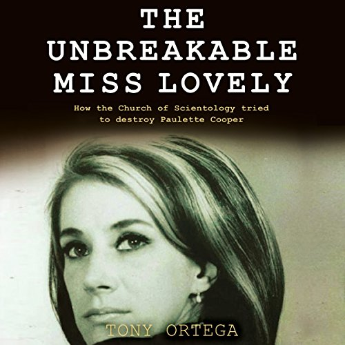 The Unbreakable Miss Lovely audiobook cover art