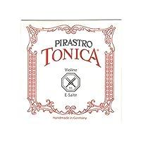 Tonica トニカ ヴァイオリン弦 E線 スチール/アルミ巻   4/4 ループエンド 312521