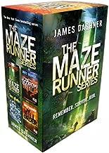 The Maze Runner Series (4-Book)