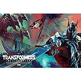 puzzles Optimus Prime Transformers Niños 1000 Piezas Juguetes Educativos De Madera De Descompresión para Adultos(Color:ES)