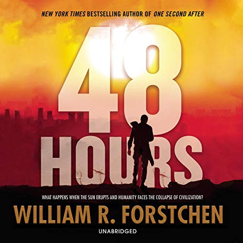 48 Hours audiobook cover art