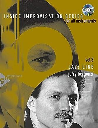 Inside Improvisation: Jazz Line for All Instruments