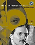 Inside Improvisation, Vol 3: Jazz Line (For All Instruments), Book & CD (Advance Music: Inside Improvisation Series for All Instruments)