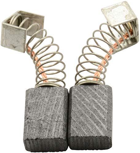 Escobillas de Carbón para RYOBI PD1921 taladro - 5x8x11mm - 2.0x3.1x4.3