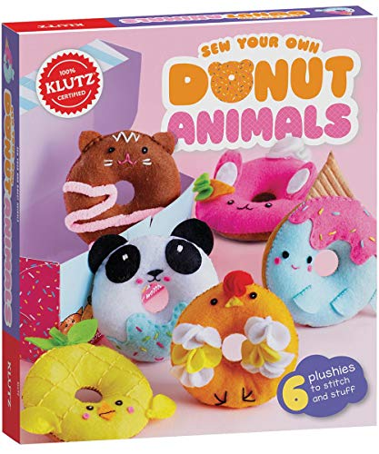 DONUT ANIMALS, Brown: (Klutz)