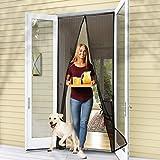 Best Magnetic Screen Doors - Flux Phenom Magnetic Screen Door Closure - Retractable Review