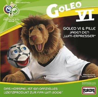 Goleo VI und Pille - CD / Goleo VI und Pille - jagen den