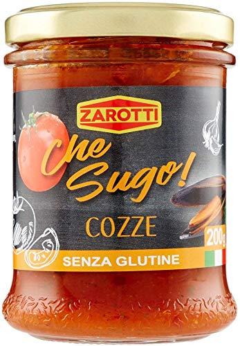 Zarotti Sugo Alle Cozze - 200 Gr