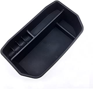 (Only Fit the model with Refridge) Center Console Storage Tray Glove Box Organizer For Toyota Land Cruiser J200 2008-2018