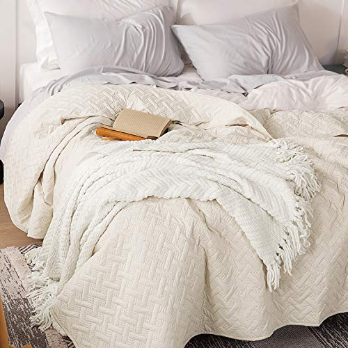 Tagesdecke Tagesdecke Sommerbett 150 Beige - Quilt...
