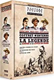 Westerns-La légende Coffret 3 Films : Custer, l'homme de l'ouest + Le Massacre des...