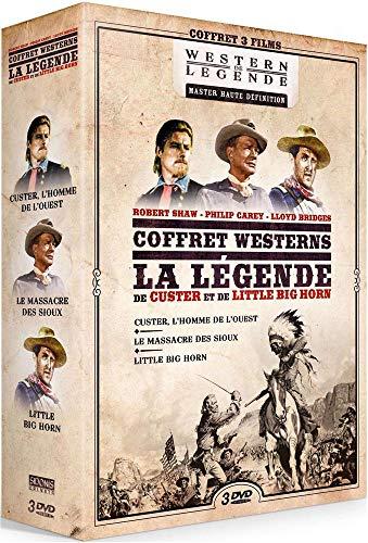 Westerns-La légende Coffret 3 Fi...