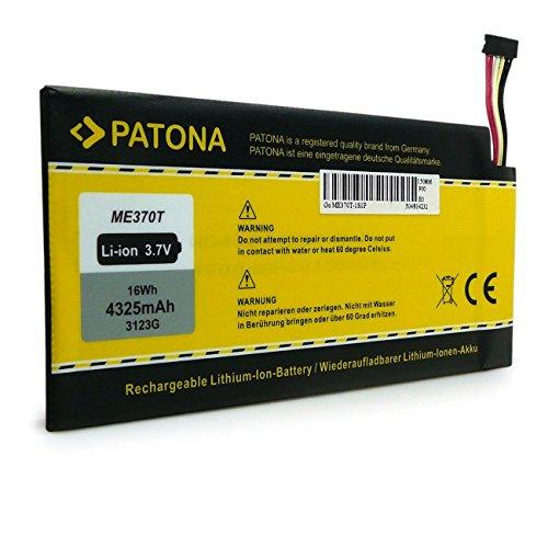PATONA Bateria C11-ME370T Compatible con ASUS Nexus 7 Pad ME370T Google Nexus...