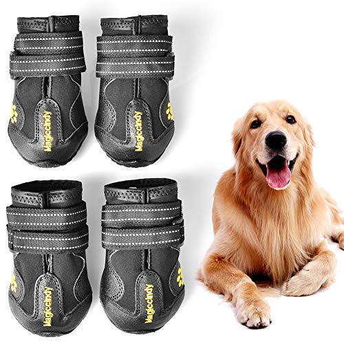 WUXIAN Anti-slip Dog Shoes