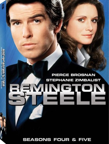 Remington Steele: Seasons Four & Five- Buy Online in South Africa at  desertcart.co.za. ProductId : 6195197.
