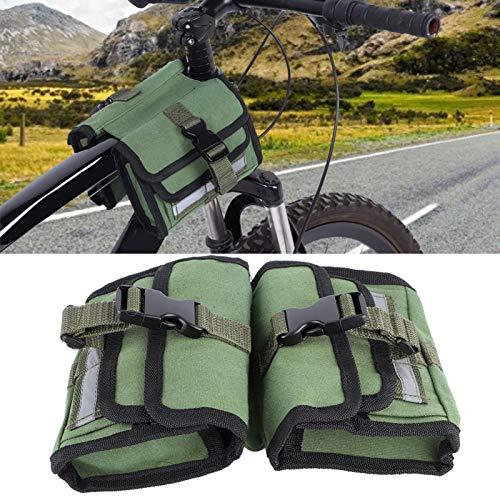 KAKAKE Bolsa de Bicicleta, Bolsa de Bicicleta Duradera Conveniente para Acampar para Picnic