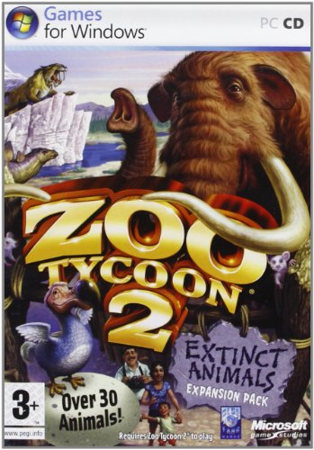 Zoo Tycoon 2: Extinct Animals Expansion Pack [UK Import]
